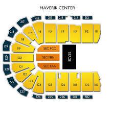 Maverik Center Seating Chart Seats Online Charts Collection