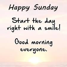Happy Sunday Good Morning Quotes Best Of Sunday Quotes Happy Blessed Sunday Morning Quotes