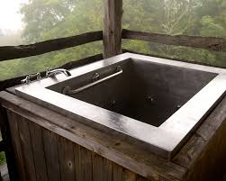 outdoor japanese soaking tub. stainless steel anese bath with grab bar 36 x 48 outdoor japanese soaking tub o