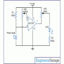 wiring diagram for light sensor wiring image light sensor using photodiode engineersgarage on wiring diagram for light sensor
