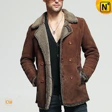 mens shearling coat cw851155 cwmalls com