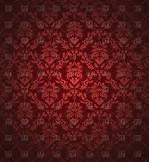 dark red wallpaper texture. Wonderful Red Damask Seamless Dark Red Wallpaper Vector Image U2013 Artwork Of  Backgrounds Textures Abstract Click To Zoom In Dark Red Wallpaper Texture