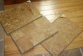 Cork Floor Tiles For Kitchen Cork Floor Tiles Home Design Ideas