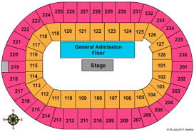 Firstontario Centre Bts Seating Chart Copps Coliseum Tickets And Copps Coliseum Seating Charts