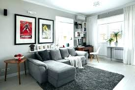 light grey couch sectional minimalist rugs that go with couches interior designing home ideas what color