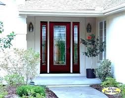 front entrance door with sidelights front door sidelights replacement door with sidelights full size of doors