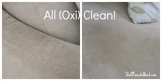 oxiclean upholstery cleaner. Exellent Upholstery To Oxiclean Upholstery Cleaner A