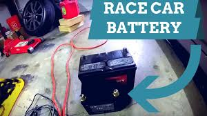 race car battery s2000 diy