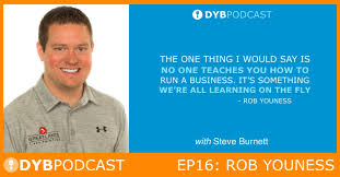 ep16 rob youness shares how to succeed using subs and employees