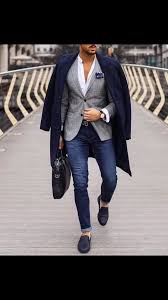 #<b>European</b> man suit wear and take # [Video] | Men <b>fashion casual</b> ...