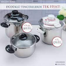 English Home - Sağlıklı yiyecekleriniz için...