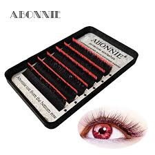 1 case 0.07C/D Ombre color <b>magic lashes new arrived</b> bloom ...