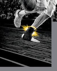 Ace Ultra Lite Ankle Brace Medium Black 1 Pack