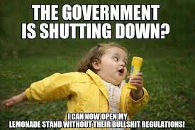 US Government Shutdown 2013 via Relatably.com