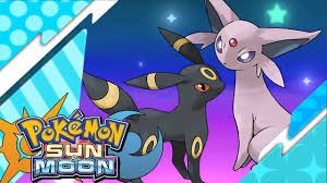Pokémon Sun and Moon: Catching Espeon and Umbreon - S.O.S Catching - YouTube