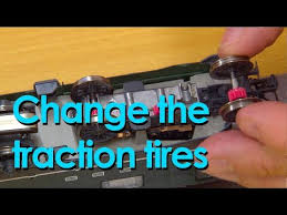 Lionel Traction Tire Chart How To Replace The Traction Tires Trainroom Youtube