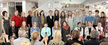 2017 Oakhill Day School inducts NJHS members | Schools |  gladstonedispatch.com