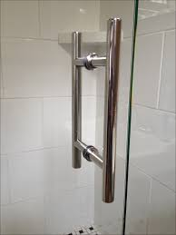 affordable shower door handles square back to back frameless shower door with glass shower door pulls