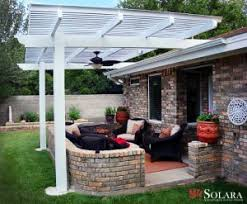 patio cover. Protect Your Outdoor Furniture Under An Adjustable Patio Cover. Cover