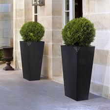 Vasi in plastica per ringhiere: vasi in plastica per piante