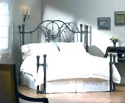 Likable Rot Iron Bed Frame Wrought King Single Frames Queen Size ...