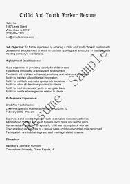 24 Youth Resume Template One Page Youth Development Manager Resume