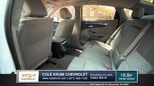 2015 chevy impala interior. 2015 chevrolet impala cargo and interior space kalamazoo michigan youtube chevy