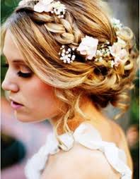 Flower Hair Style pakistan hairstyle latest pakistani bridal wedding hairstyles 4125 by wearticles.com