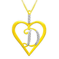 alphabet d diamond pendant in sterling silver by sparkles alphabet d diamond pendant in sterling silver by sparkles silver pendants homeshop18