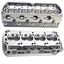 Z304 Head Flow Chart Ford Performance Parts Z Head Aluminum Assembled Cylinder Heads M 6049 Z304p