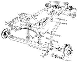 23 deluxe chassis exploded view