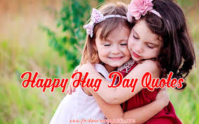 happy hug day for friends. Beautiful Day Hug Day 2018 Quotes With Happy For Friends Freshmorningquotes