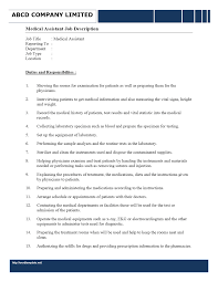resume examples medical assistant resume skills examples resume examples medical assistant description resumes template medical assistant resume skills examples template