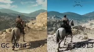 Metal Gear Solid V The Phantom Pain Gameplay E3 2014