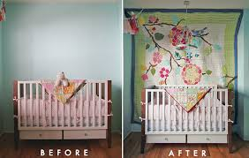 Hanging Quilt Before + After and How-to | Visual Vocabularie & Many ... Adamdwight.com
