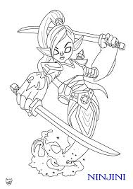 Small Picture Skylanders Trap Team Coloring Pages Wolfgang Giants vonsurroquen