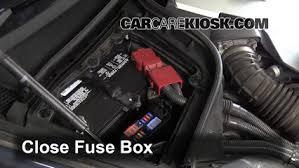 blown fuse check 2007 2012 infiniti g35 2008 infiniti g35 3 5l v6 6 replace cover secure the cover and test component