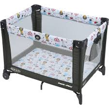 playpen baby new blue baby crib playpen playard pack travel
