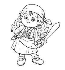 Small Picture 12605 Kids Coloring Page Cliparts Stock Vector And Royalty Free