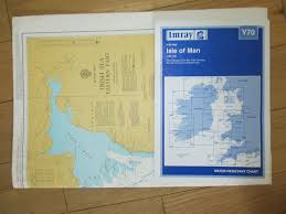 Imray Or Admiralty Charts Admiralty Chart 1826 Irish Sea Eastern Part And Imray Y70