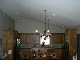 Kitchen Lighting Vaulted Ceiling Interior Lighting For Vaulted Ceiling Inside Inspiring Vaulted