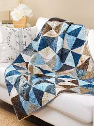 Quilt Patterns For Beginners Stunning EXCLUSIVELY ANNIE'S QUILT DESIGNS Broken Crackers Quilt Pattern