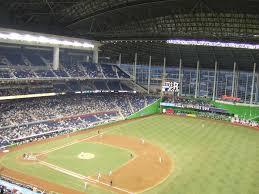 Marlins Park Miami Marlins Ballpark Ballparks Of Baseball
