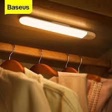 <b>Baseus</b> Under Cabinet Light <b>PIR Motion Sensor</b> Human Induction ...