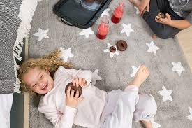 non toxic rugs that are safe for kids and pets