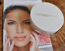 first up cosmeceutical grade makeup in liquid and a powder cc makeups ultraceuticals