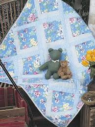 Free Baby Quilt Patterns - Lazy Logs Flannel Baby Quilt & Lazy Logs Flannel Baby Quilt Adamdwight.com