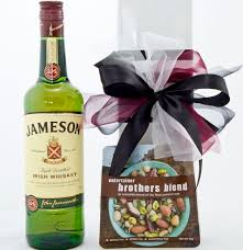 jameson irish whiskey in a box