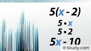 applying the distributive property to linear equations