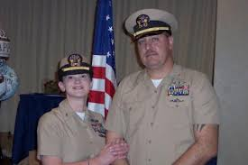 cwo navy husband and wife team receive commissioning top stories